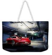 Adv1 Red Porsche 2 Weekender Tote Bag