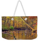 Adventure And Discovery Weekender Tote Bag