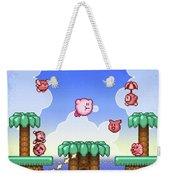 Adventure Kirby Weekender Tote Bag