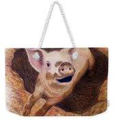 Adventurous Weekender Tote Bag by Phyllis Howard