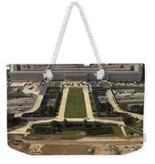Aerial Photograph Of The Pentagon Weekender Tote Bag