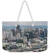 Aerial San Francisco Weekender Tote Bag