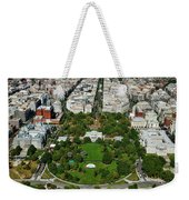 Aerial View Of The White House Weekender Tote Bag