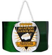 Aerogas Green Pump Weekender Tote Bag