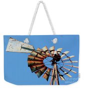 Aeromotor In Color Weekender Tote Bag