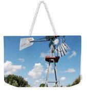 Aeromotor Windmill Weekender Tote Bag