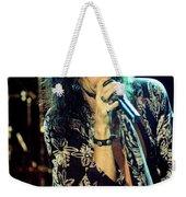 Aerosmith-94-steven-1174 Weekender Tote Bag