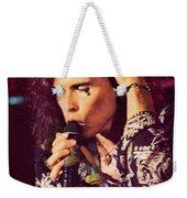 Aerosmith-94-steven-1192 Weekender Tote Bag
