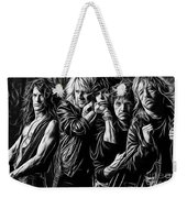 Aerosmith Collection Weekender Tote Bag