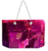 Aerosmith-joe Perry-00008 Weekender Tote Bag