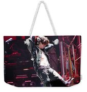 Aerosmith-joe Perry-00053 Weekender Tote Bag
