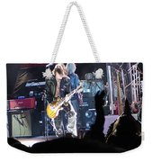 Aerosmith-joe Perry-00056 Weekender Tote Bag