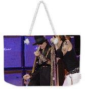 Aerosmith - Steven Tyler -dsc00015 Weekender Tote Bag
