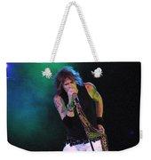 Aerosmith - Steven Tyler -dsc00138 Weekender Tote Bag
