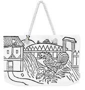 Aesop: Cock & Gem Weekender Tote Bag