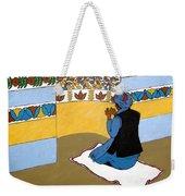 Afghan Mosque Weekender Tote Bag