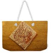 Afraid - Tile Weekender Tote Bag