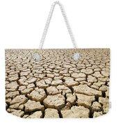 Africa Cracked Mud Weekender Tote Bag