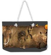 Africa No 02 Weekender Tote Bag