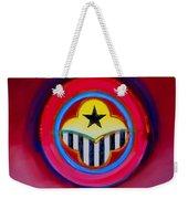African American Weekender Tote Bag