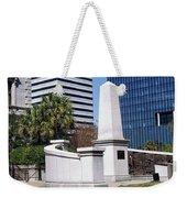 African American History Monument Weekender Tote Bag