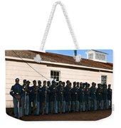 African American Troops In Us Civil War - 1965 Weekender Tote Bag