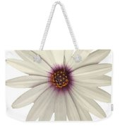 African Daisy With White Petals Weekender Tote Bag
