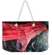 African Damsel Weekender Tote Bag
