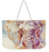 African Elephant _ The Governor Weekender Tote Bag