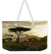 African Interlude Weekender Tote Bag