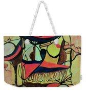 African Soul Weekender Tote Bag
