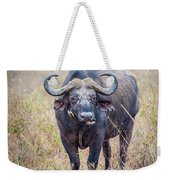 African Water Buffalo And Friends Weekender Tote Bag