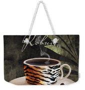 Afrikan Coffees II Weekender Tote Bag
