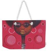Afro American Women Weekender Tote Bag