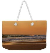 After A Sunset Weekender Tote Bag by Sandy Keeton