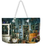 After Hours Antiques Weekender Tote Bag