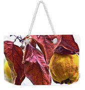 After Rain - Fall In Mendocino Orchard Weekender Tote Bag
