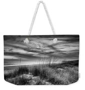 After Sunset In B And W Weekender Tote Bag