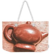 After Tea Confection Weekender Tote Bag