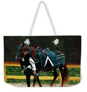 After The Joust Weekender Tote Bag