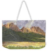 After The Monsoon Organ Mountains Weekender Tote Bag