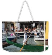 After The Race Weekender Tote Bag