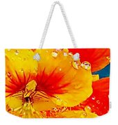 After The Rain Color Weekender Tote Bag