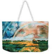 After The Rain Weekender Tote Bag