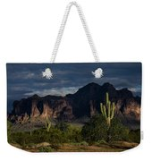 After The Rain In The Superstitions  Weekender Tote Bag