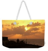 Afternoon Weekender Tote Bag