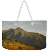 Afternoon At Bhatghar Weekender Tote Bag