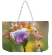 Afternoon Delight. The Beauty Of Irises Weekender Tote Bag