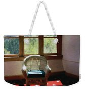 Afternoon In The Solarium Weekender Tote Bag
