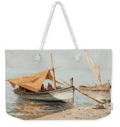 Afternoon In Toulon Weekender Tote Bag